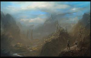 Blue Mountain by Nrekkvan