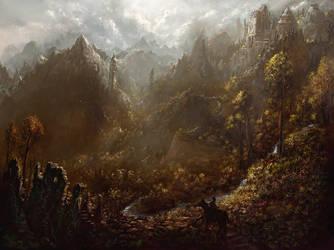 Gone by Nrekkvan