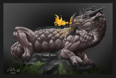 ground dragon