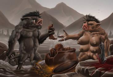 pig folks by Agro-Andersen