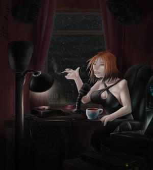Deb of Night vtmb