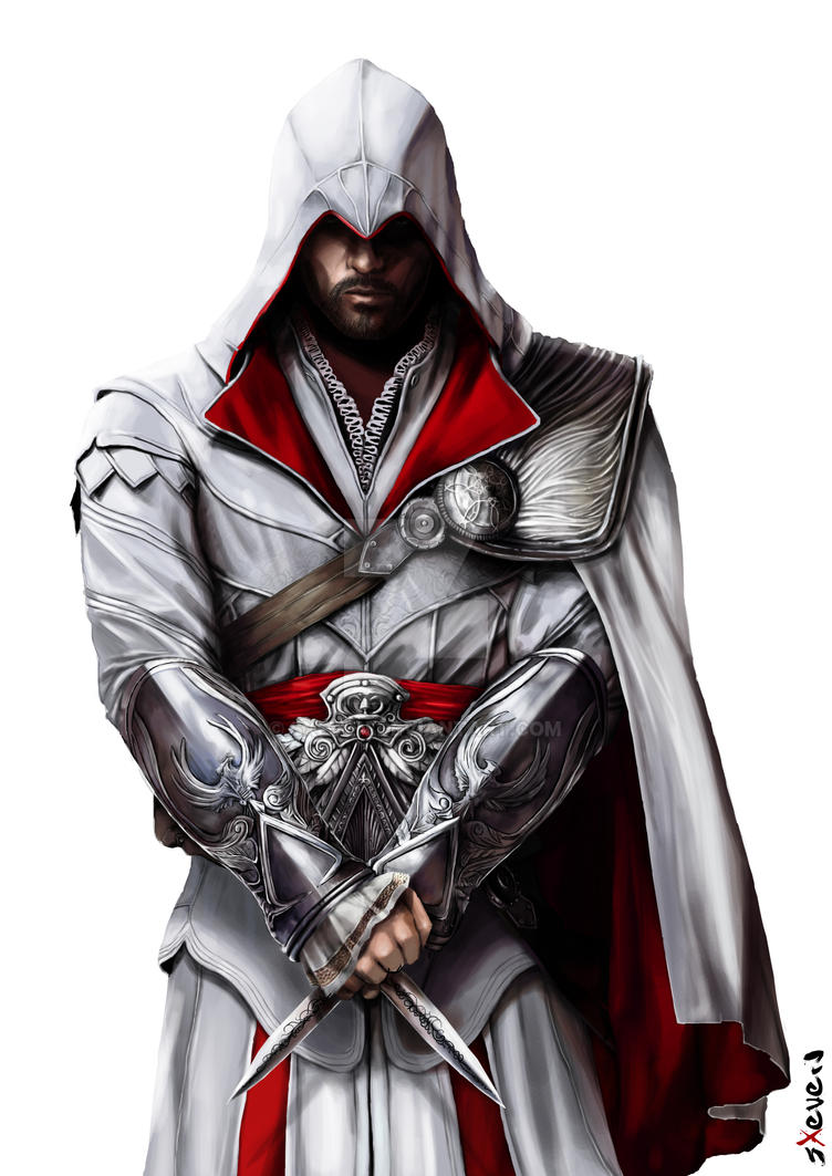 Ezio Auditore Da Firenze by sXeven