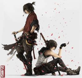 Shuin and Saia