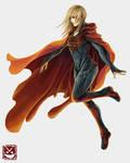 Supergirl Concept by sXeven