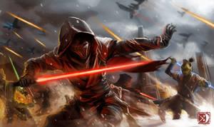 Sith Assault by sXeven