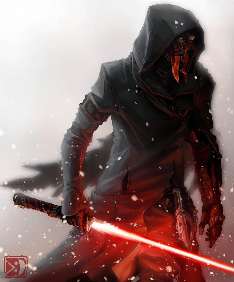 Sith Assassin by sXeven