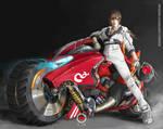 Kamen Rider RX ( Femswap )