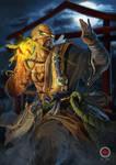 Sohei (Warrior Monk) Ironfist