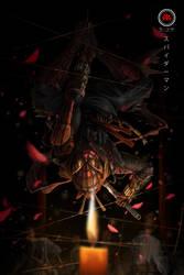 Shinobi Spiderman (Last Light Variant)