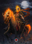 Onryo Ghost Rider