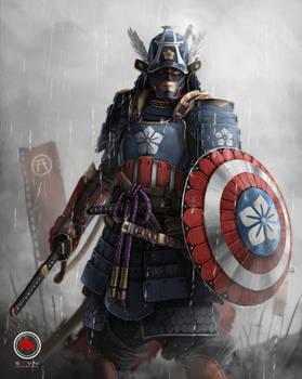 Sengoku Captain America