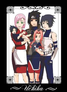 SasuSaku Uchiha Family