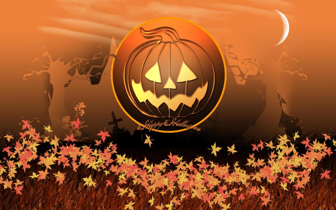 Happy Halloween by xxdigipxx