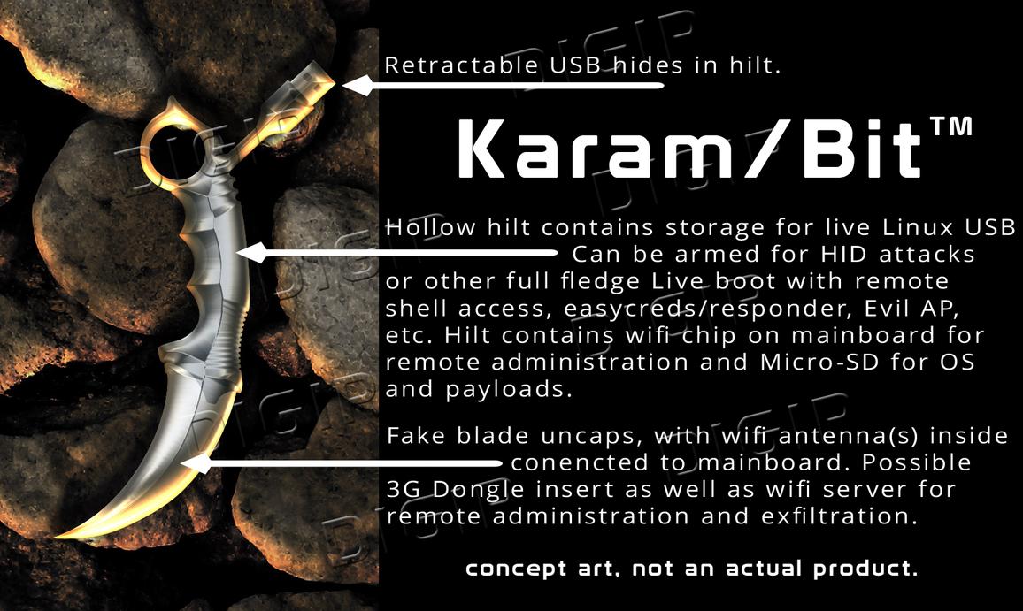 Karambit-concept by xxdigipxx