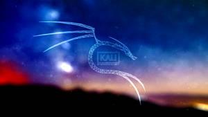 Polygonal Kali Logo WP v2