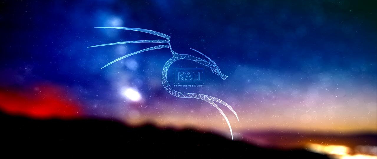 Kali Polygonal Wallpaper 2560x1080 By Xxdigipxx
