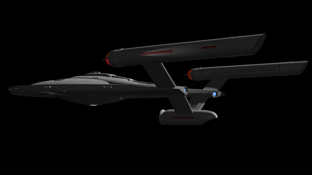 Enterprise 19 by Rekkert