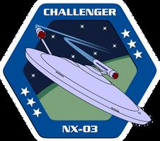 NX-03 Challenger Assignment Patch by Rekkert