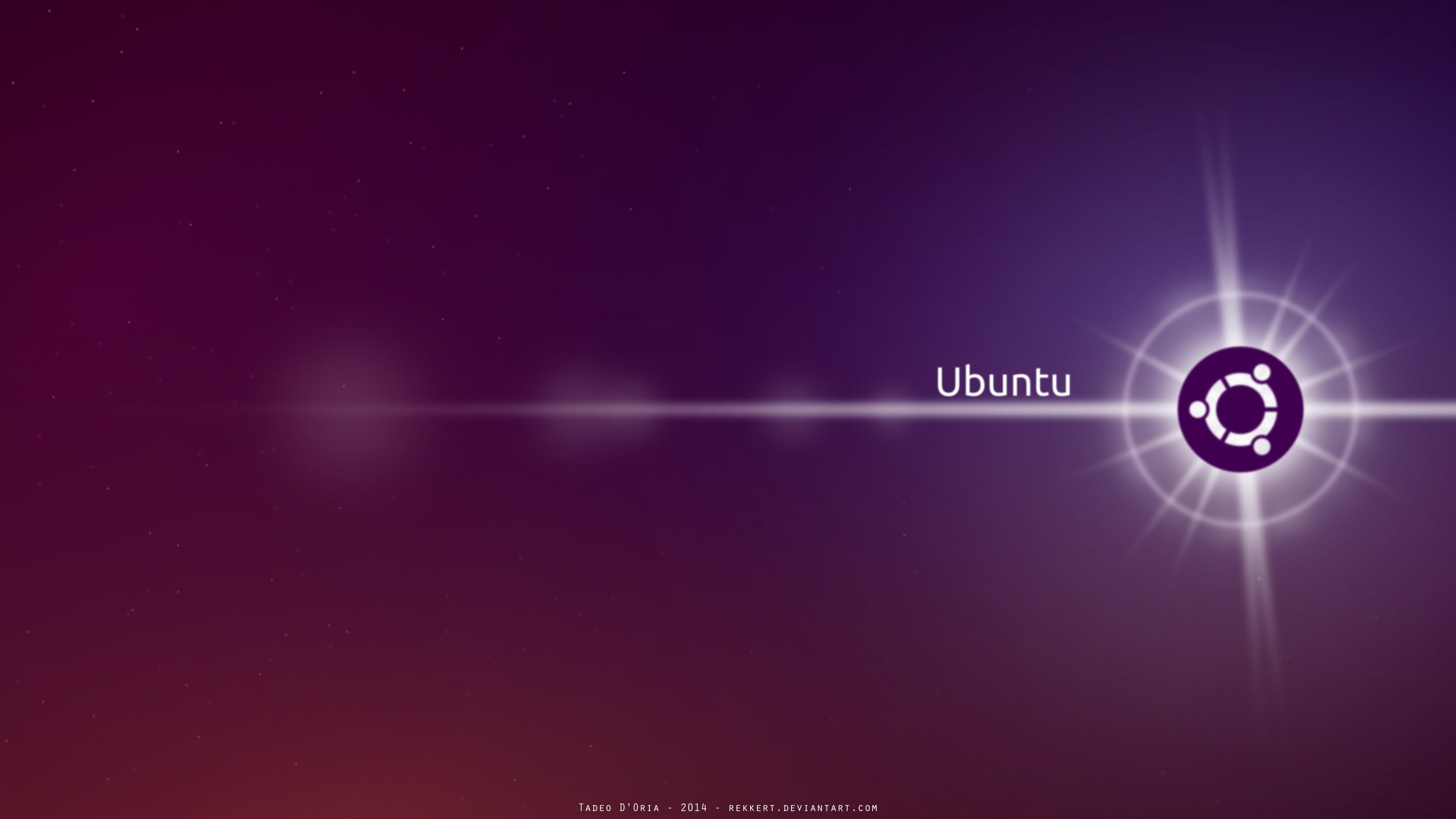 Ubuntu Wallpaper By Rekkert On Deviantart