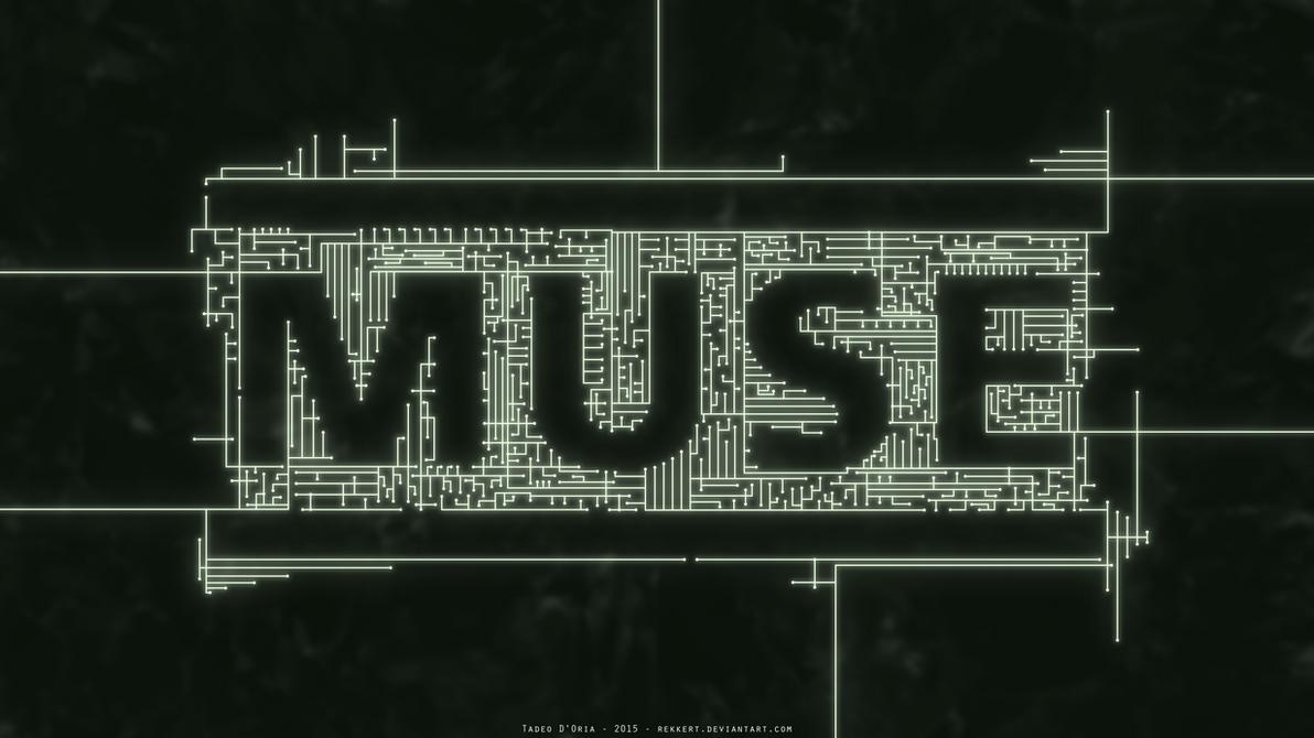Muse - Drones by Rekkert