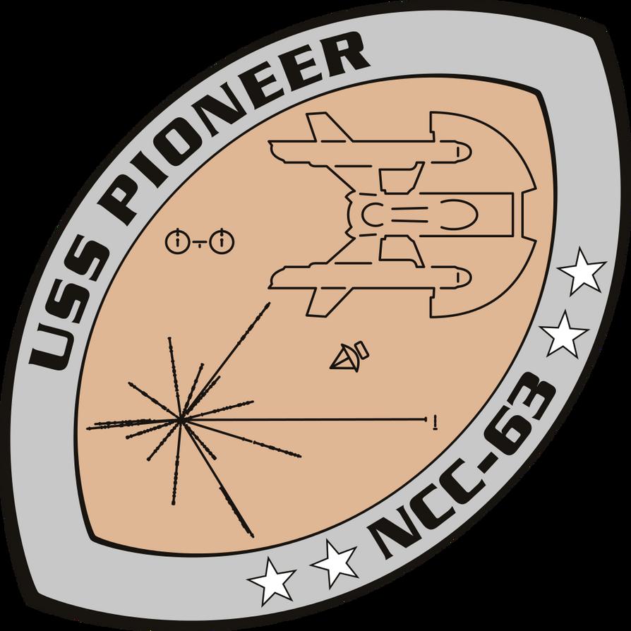 USS Pioneer Assignment Patch by Rekkert