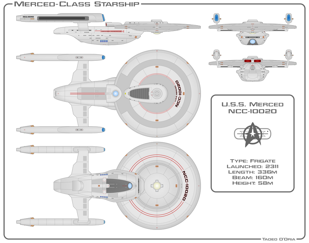 Merced-Cl Starship Schematic by Rekkert on DeviantArt on cylon fighter schematics, starbase schematics, mecha schematics, space schematics, train schematics, macross sdf-1 schematics,