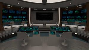 USS Nomad Bridge #4 by Rekkert