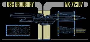 USS Bradbury - Master Systems Display
