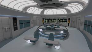 USS Galaxy Bridge - 2360 by Rekkert
