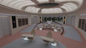 USS Enterprise-D Bridge - 2364