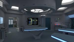 USS Galaxy Sickbay #1
