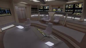 USS Odyssey Bridge by Rekkert