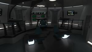 USS Galaxy Battle Bridge by Rekkert