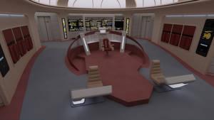 USS Enterprise-D Bridge - Parallels v2