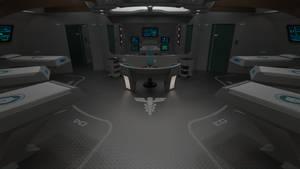 USS Victory Sickbay