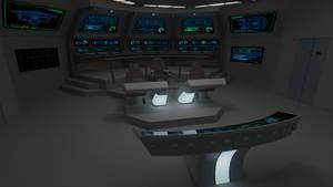 USS Enterprise-C Bridge