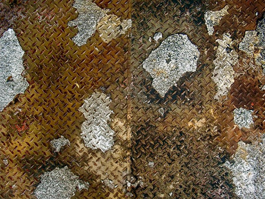 Crusty Diamonds by agentraygun
