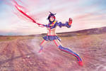 Kill La Kill - Ryuko ~ by Justawaykitty