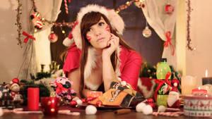 ~Christmas D.va