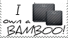 I own a BAMBOO - Stamp by kdude63