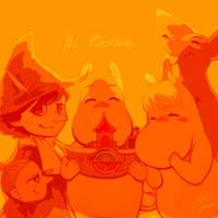 United Colors of Moomin entry by skyfinder