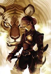Tiger Rogue