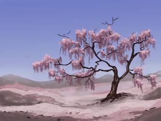 Cherrytree by chaypeta