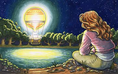 Dream of a Balloon