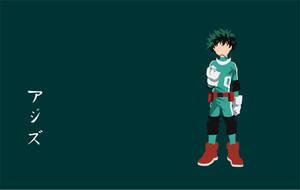Boku No Hero Academia 1 by azizukikaito