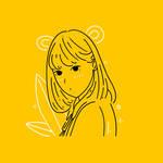 Minimalist Line art Cute Illustrations