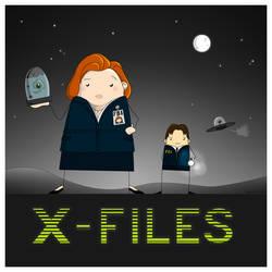 x-files...
