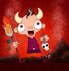 the devil...