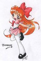 Anime Blossom by chibi-jen-hen