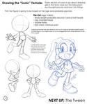 Female Sonic Figures: 01 Kids